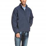 Men's Indigo Heather Softshell Jacket by Ariat