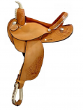 Kid's 315-K Dakota Barrel Saddle