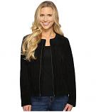 Women's Black Avette Fringe Jacket by Ariat
