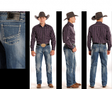 Men's New Tuff Cooper Competition Jean by Rock and Roll Cowboy