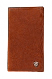 Rodeo Shield Sunshine Brown Wallet by Ariat