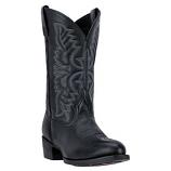 Men's Black Birchwood Western Boot by Laredo