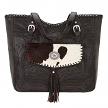 Annie's Secret Chocolate Large Zip Top Bag by American West