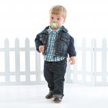 Boy's Baby Denim Jacket by Wrangler