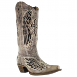 Women's Cross Wing Boot by Corral Boots