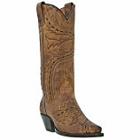 Women's Tan Sidewinder Boot by Dan Post Boots