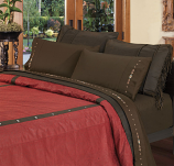 Cheyenne Tooled Duvet Cover by Homemax
