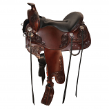 Horizon North Star 17 1/2 M Trail Saddle by Tucker
