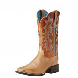 Women's Tack Room Honey Tombstone Boot by Ariat