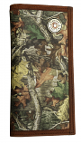 Men's Ranger Full Camo & Shell Wallet by Western Fashion