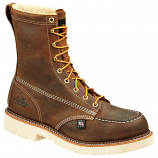 "Men's 8"" American Heritage Moc Toe Boot by Thorogood"