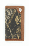 Rodeo Wallet with Deer Concho