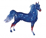 Limited Edition Patriot Saddlebred Horse by Breyer