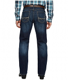 Men's Grant Medium Wash Relaxed Fit Jeans by Cinch
