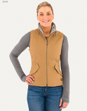 Women's Tough Canvas Vest by Noble Outfitters- Multiple Colors Available