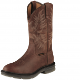 Men's Alamo Brown Maverick II Pull On Boot by Ariat
