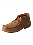 Women's Bomer and Tan Driving Moc by Twisted X