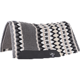 34 X 38 Contour Wool Top Felt Pad by Classic Equine