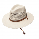 Airway Straw Hat by Stetson