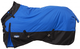 1200D Waterproof Poly Turnout Blanket With Adjustable Snuggit Neck by JT International