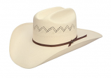 Peeler Straw Hat by Stetson Hats