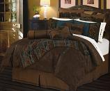 Del Rio 5 Piece Comforter Set by Homemax