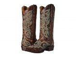 Women's Jess Brown Distressed Boot by Stetson
