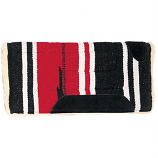 Fleece Lined Navajo Saddle Pad by Weaver