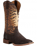 Men's Circuit Stride Embossed Hippo Boot by Ariat
