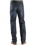 Men's Dark Wash Silver Label Jeans by Cinch