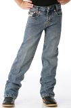 Boy's White Label Jeans by Cinch