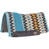 32 X 34 Wool Top ESP Contour Saddle Pad by Classic Equine
